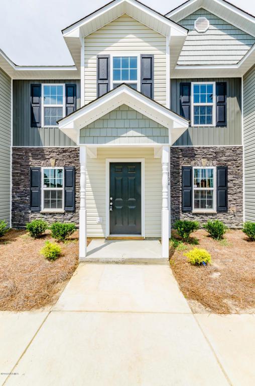 104 West Murrow Lane, Jacksonville, NC 28546 (MLS #80168522) :: Century 21 Sweyer & Associates