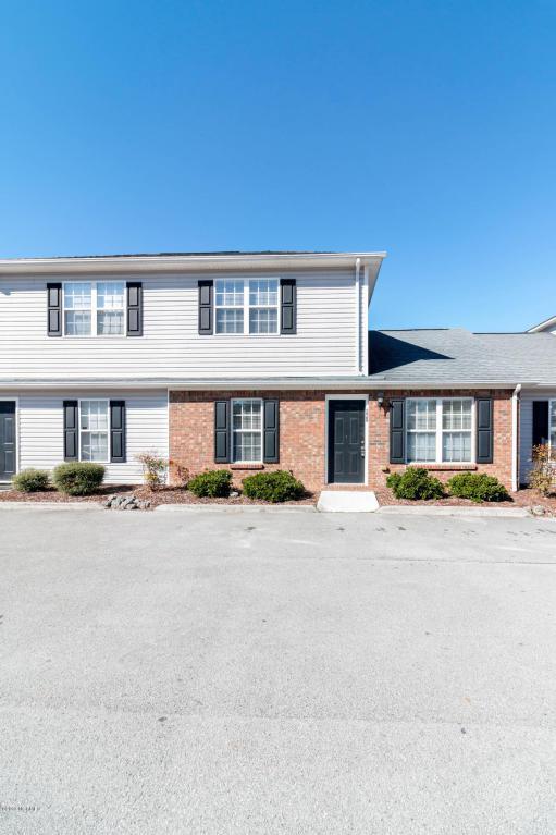 561 Corbin Street, Jacksonville, NC 28546 (MLS #80169441) :: Century 21 Sweyer & Associates