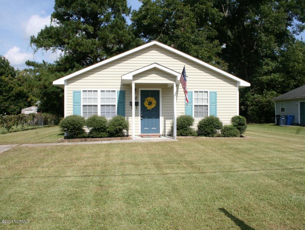 202 Roosevelt Drive, Jacksonville, NC 28540 (MLS #80170466) :: Century 21 Sweyer & Associates