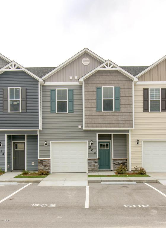 502 Caldwell Loop, Jacksonville, NC 28546 (MLS #80171548) :: Century 21 Sweyer & Associates