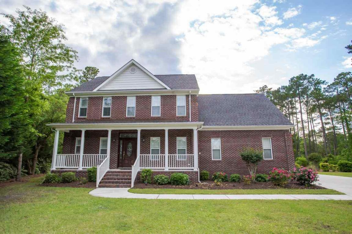 104 Conch Cove, Sneads Ferry, NC 28460 (MLS #80175560) :: Century 21 Sweyer & Associates