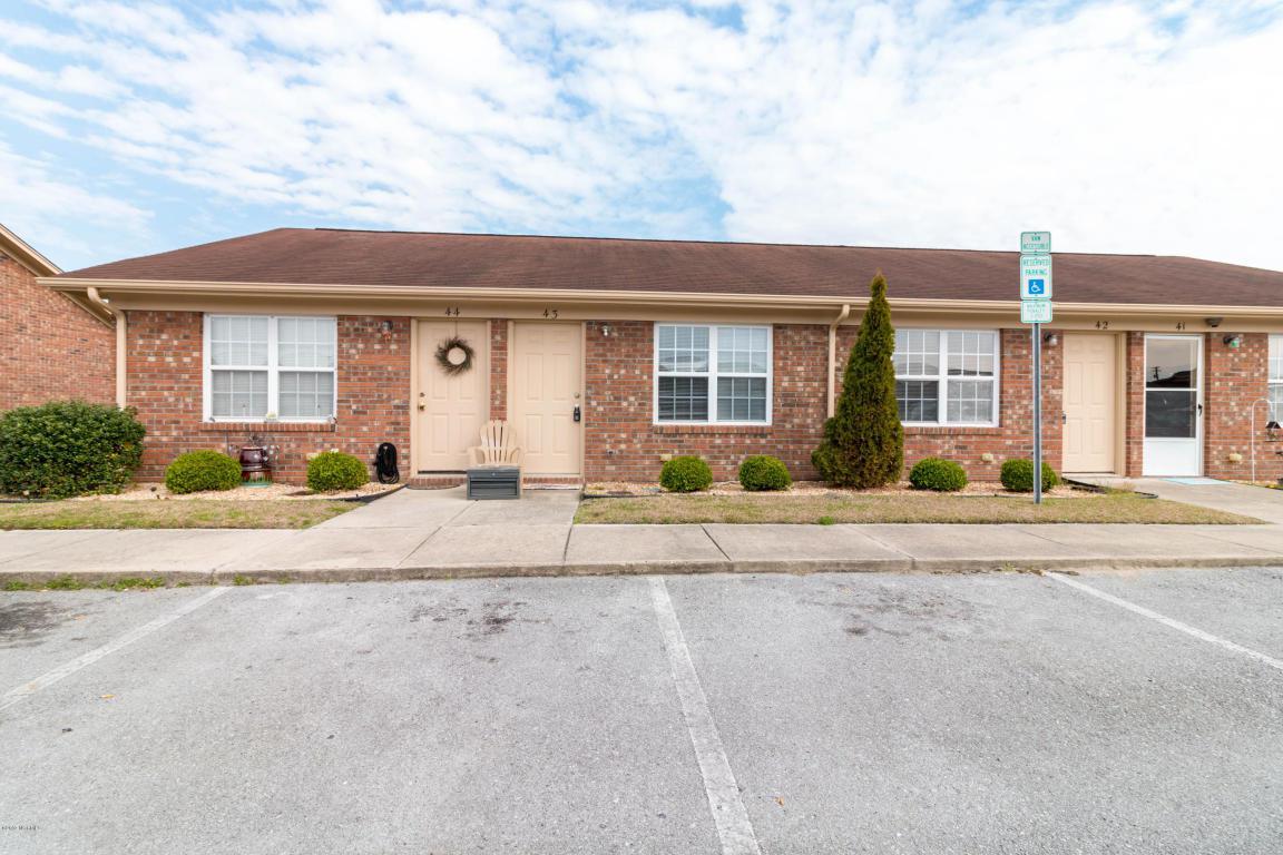 1140 Kellum Loop Road #43, Jacksonville, NC 28546 (MLS #80175816) :: Century 21 Sweyer & Associates