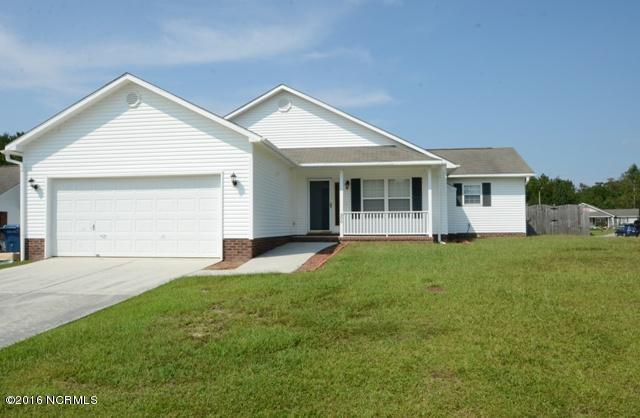 200 Flagstone Lane, Jacksonville, NC 28546 (MLS #80176347) :: Century 21 Sweyer & Associates