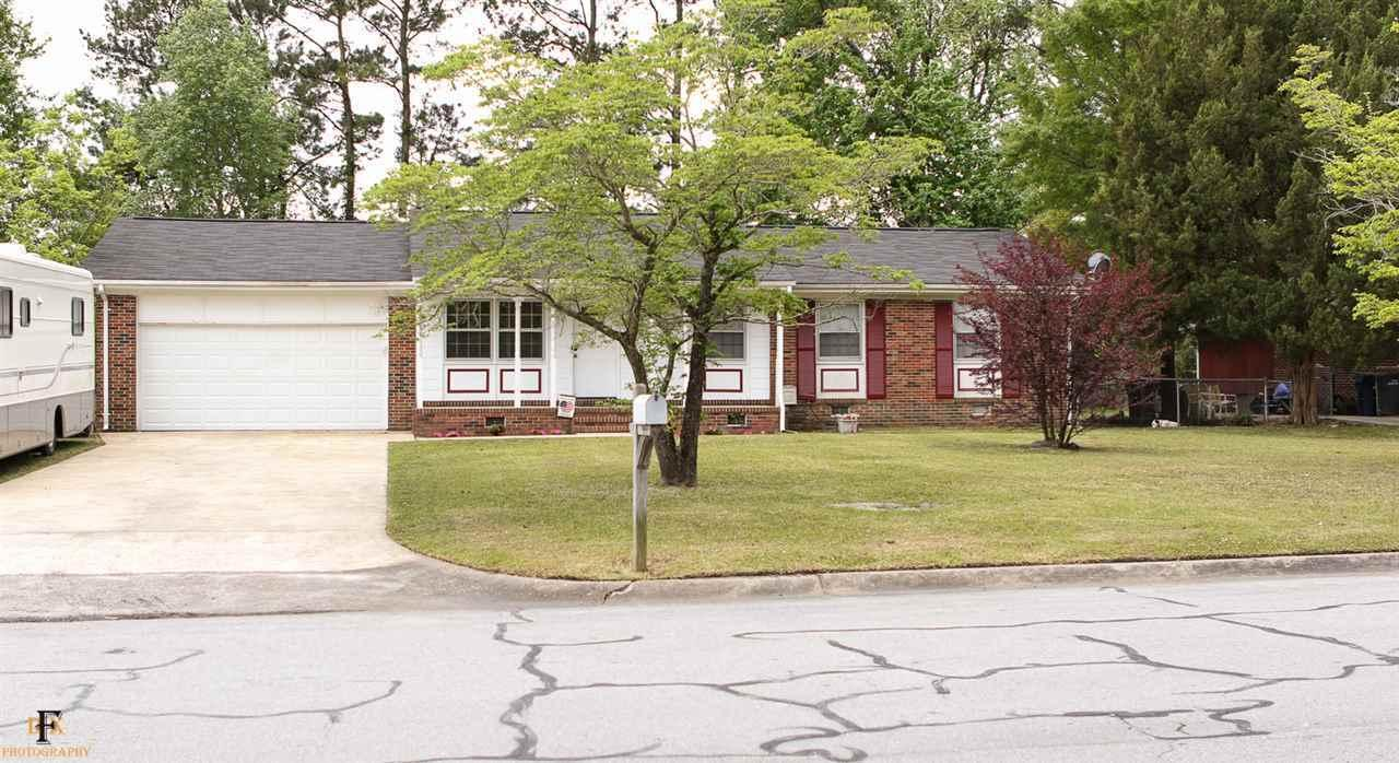 414 Brynn Marr Road, Jacksonville, NC 28546 (MLS #80177097) :: Century 21 Sweyer & Associates