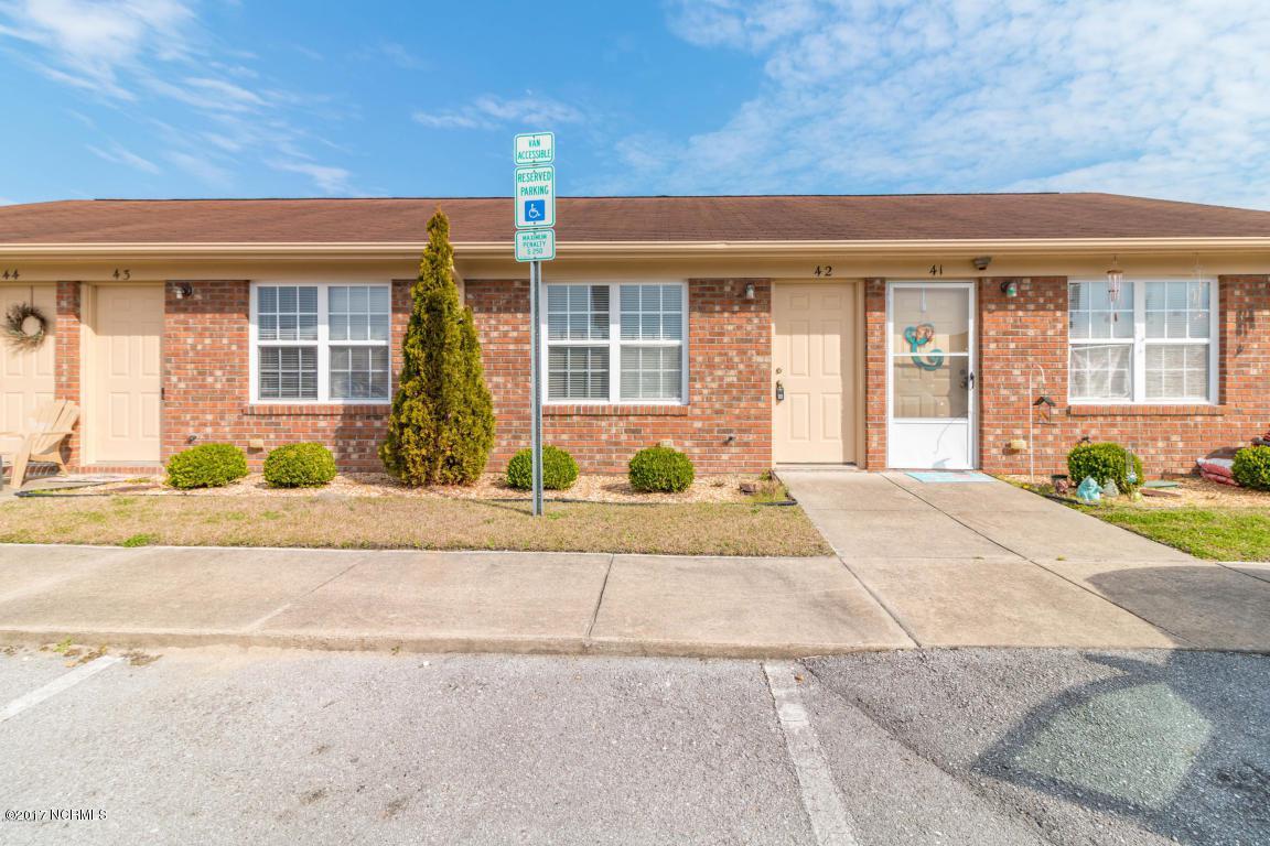 1140 Kellum Loop Road #46, Jacksonville, NC 28546 (MLS #80177195) :: Century 21 Sweyer & Associates