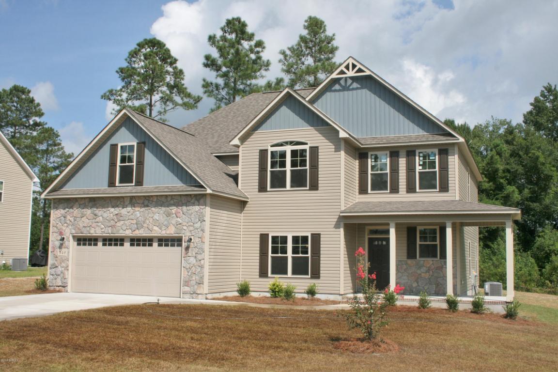 307 Emma Court, Jacksonville, NC 28540 (MLS #80177258) :: Century 21 Sweyer & Associates