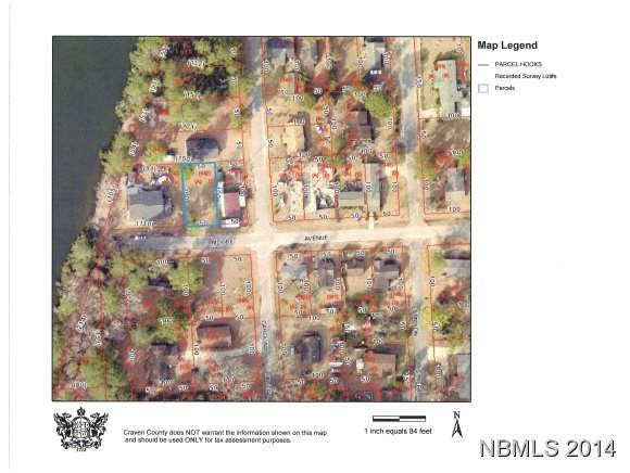 2904 Moore Avenue, New Bern, NC 28562 (MLS #90095427) :: Frost Real Estate Team