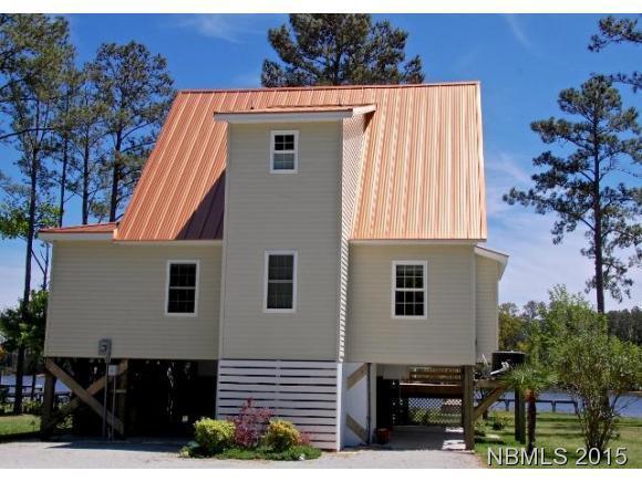 512 Joyner Drive, Havelock, NC 28532 (MLS #90098331) :: Century 21 Sweyer & Associates