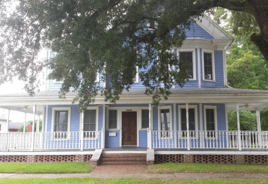 1005 N Craven Street, New Bern, NC 28560 (MLS #90102355) :: Century 21 Sweyer & Associates