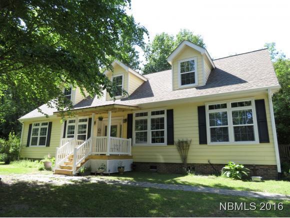 290 Green Road, Trenton, NC 28585 (MLS #90103472) :: Century 21 Sweyer & Associates