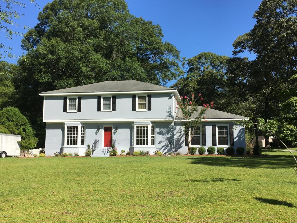 3400 Wedgewood Drive, Trent Woods, NC 28562 (MLS #90103589) :: Century 21 Sweyer & Associates