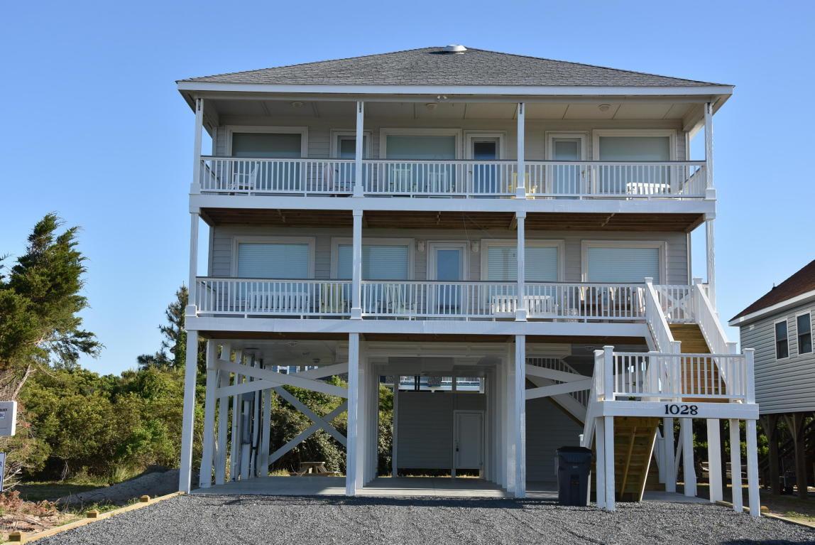 1028 Ocean Boulevard W, Holden Beach, NC 28462 (MLS #100003009) :: Century 21 Sweyer & Associates