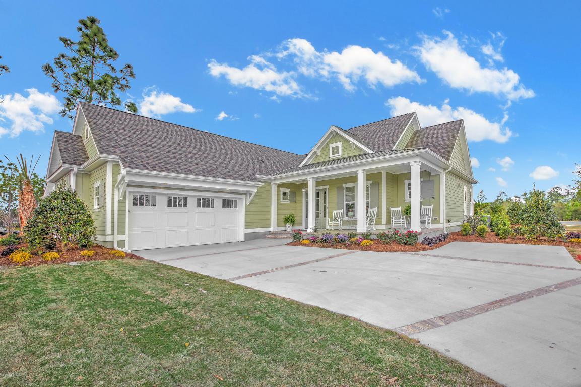 2366 Reef Lane NE, Leland, NC 28451 (MLS #100003147) :: Century 21 Sweyer & Associates