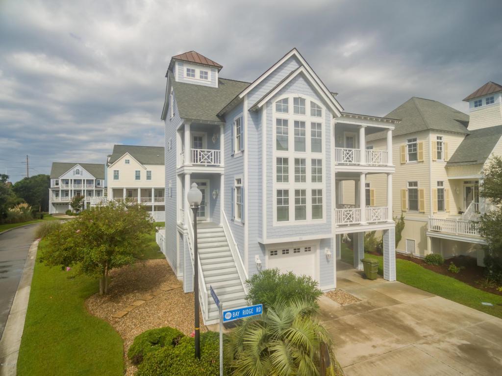101 Bay Ridge Drive, Atlantic Beach, NC 28512 (MLS #100004151) :: Century 21 Sweyer & Associates
