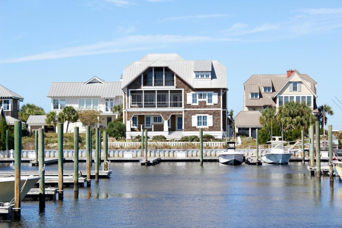 207 Row Boat Row, Bald Head Island, NC 28461 (MLS #100005230) :: Century 21 Sweyer & Associates
