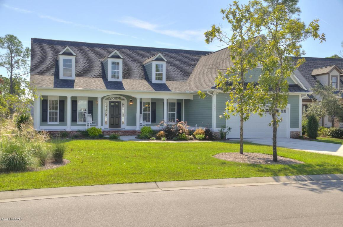3588 Hemlock Ridge Drive, Southport, NC 28461 (MLS #100006528) :: Century 21 Sweyer & Associates