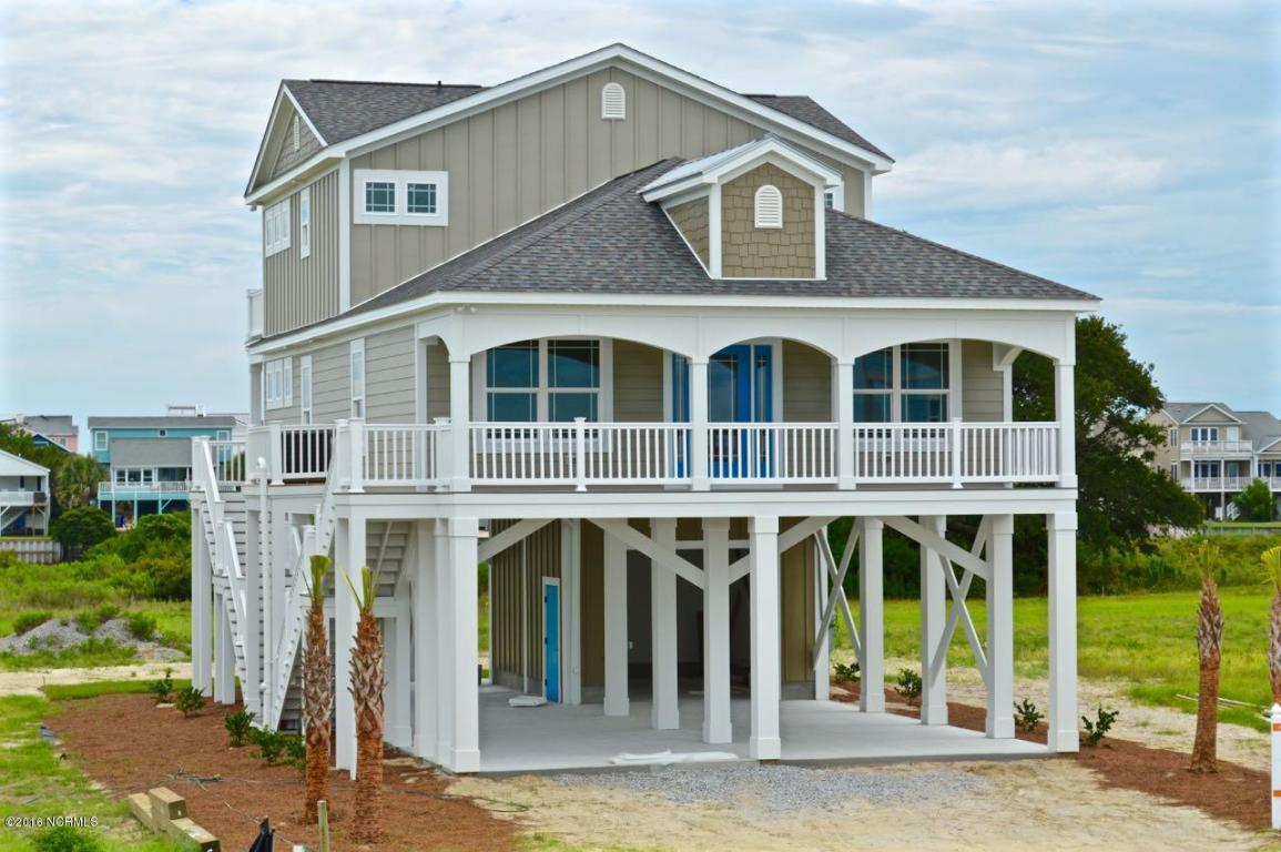 1306 N Shore Drive, Sunset Beach, NC 28468 (MLS #100006790) :: Century 21 Sweyer & Associates