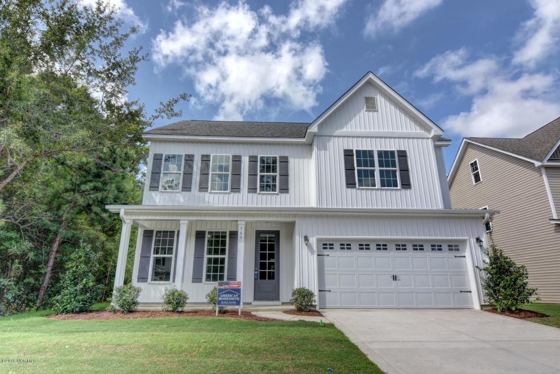 165 N Palm Drive, Winnabow, NC 28479 (MLS #100007236) :: Century 21 Sweyer & Associates