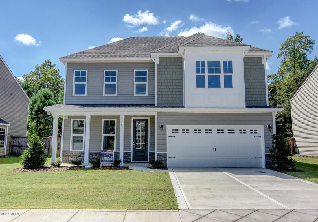 155 N Palm Drive, Winnabow, NC 28479 (MLS #100007249) :: Century 21 Sweyer & Associates