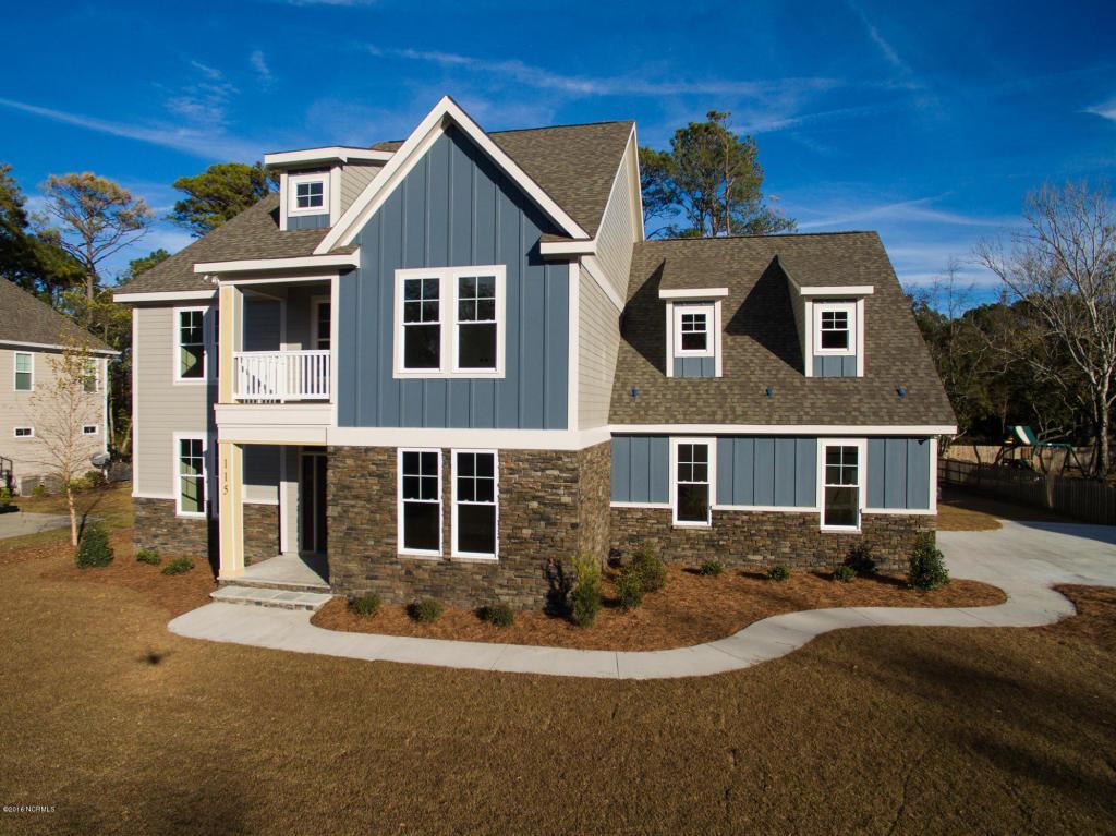 115 Break Water Drive, Newport, NC 28570 (MLS #100007294) :: Century 21 Sweyer & Associates