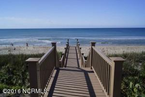 Lot 2 Ocean Bluff Drive, Indian Beach, NC 28512 (MLS #100007405) :: Century 21 Sweyer & Associates