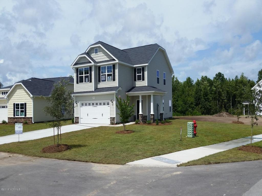 302 Summer Ducks Drive, Hampstead, NC 28443 (MLS #100009935) :: Century 21 Sweyer & Associates