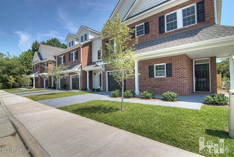 3333 Jasper Place #10, Wilmington, NC 28409 (MLS #100010589) :: Century 21 Sweyer & Associates