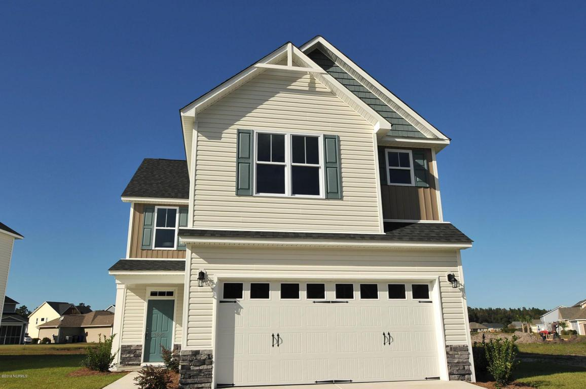 2025 Lapham Drive, Leland, NC 28451 (MLS #100011026) :: Century 21 Sweyer & Associates