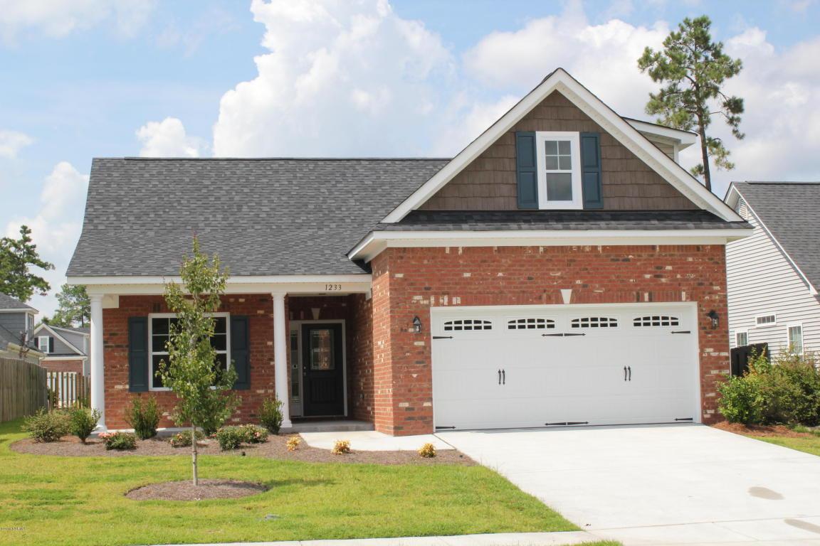 1233 Amber Pines Drive, Leland, NC 28451 (MLS #100011126) :: Century 21 Sweyer & Associates
