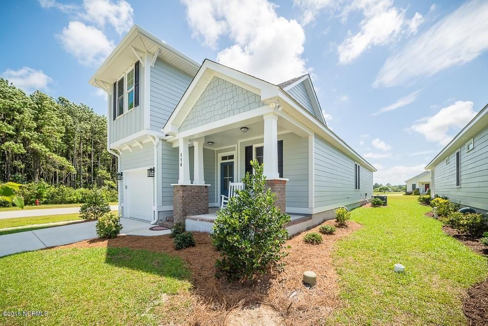 114 Finch Loop, Beaufort, NC 28516 (MLS #100011194) :: Century 21 Sweyer & Associates