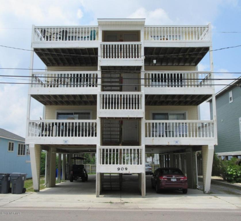 909 Carolina Beach Avenue N 2B, Carolina Beach, NC 28428 (MLS #100011778) :: Century 21 Sweyer & Associates