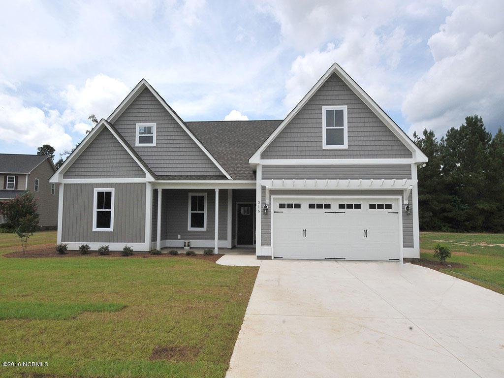 216 Catrush Lane, Burgaw, NC 28425 (MLS #100012453) :: Century 21 Sweyer & Associates