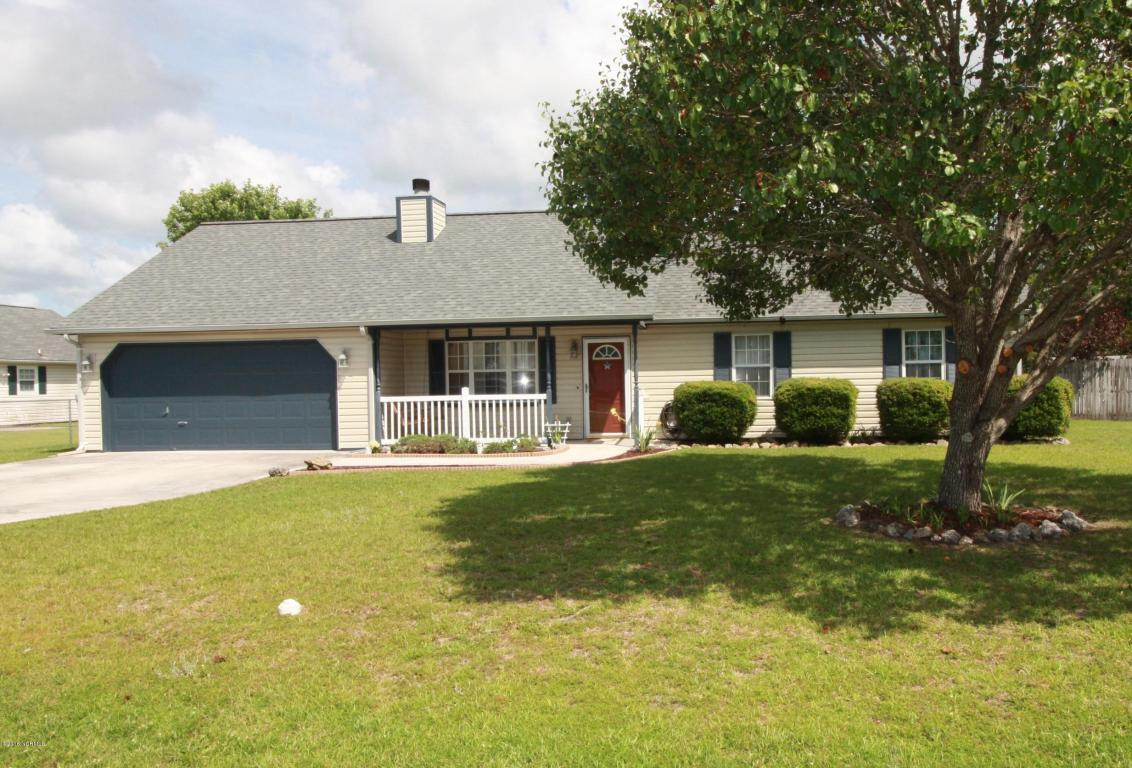 161 Parnell Road, Hubert, NC 28539 (MLS #100012596) :: Century 21 Sweyer & Associates