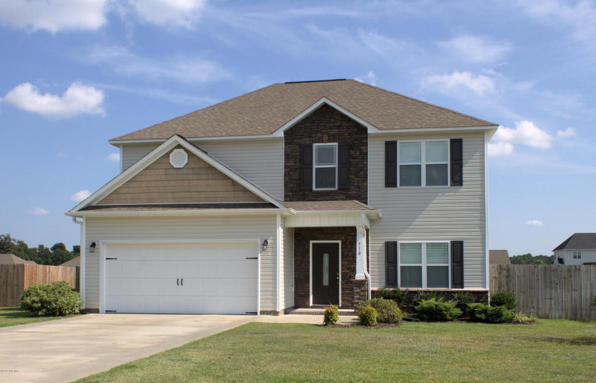 410 S Bluff Circle, Jacksonville, NC 28540 (MLS #100012943) :: Century 21 Sweyer & Associates