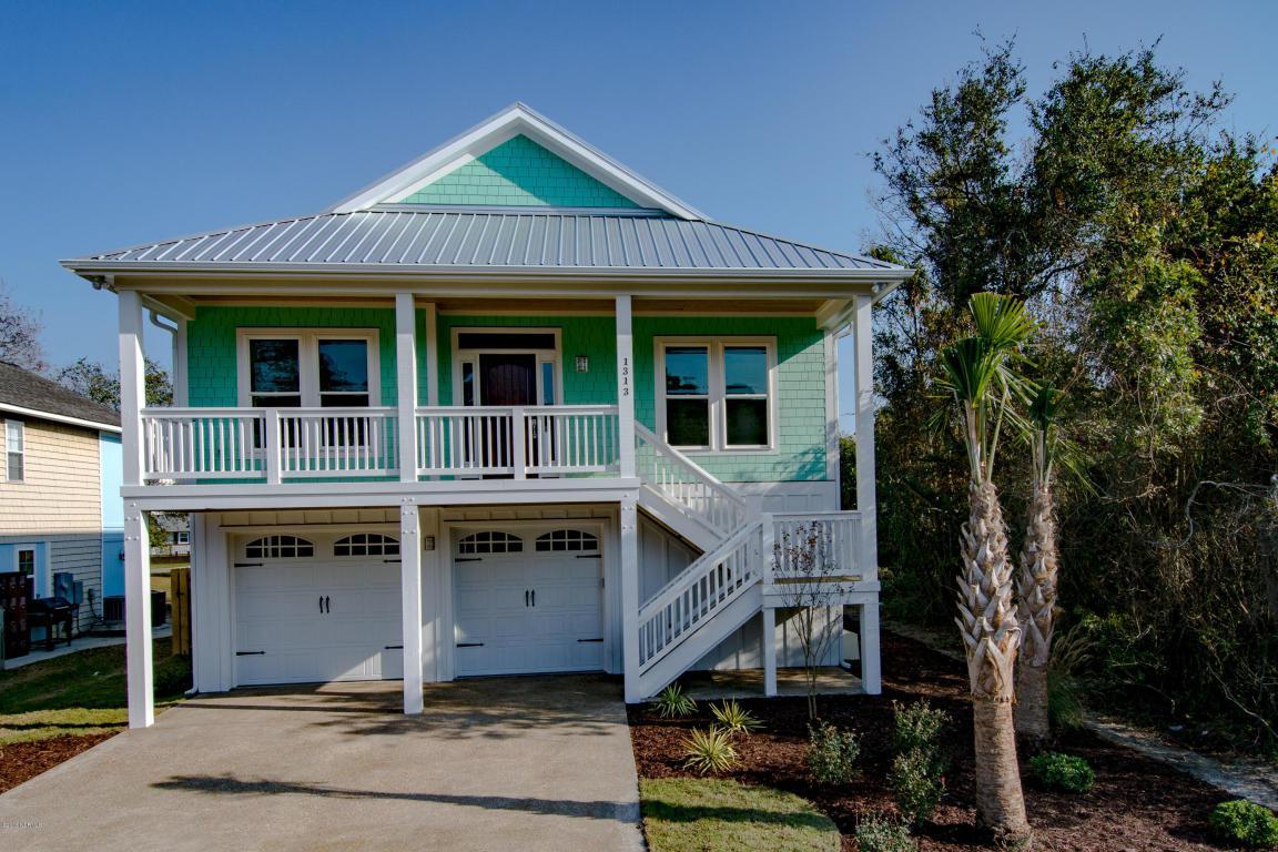 1313 Bonito Lane, Carolina Beach, NC 28428 (MLS #100012994) :: Century 21 Sweyer & Associates