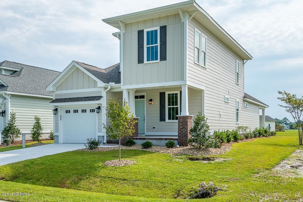 110 Finch Loop, Beaufort, NC 28516 (MLS #100013702) :: Century 21 Sweyer & Associates