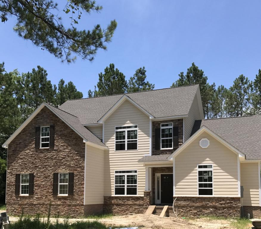 46 Gladiola Drive, Hampstead, NC 28443 (MLS #100014183) :: Century 21 Sweyer & Associates