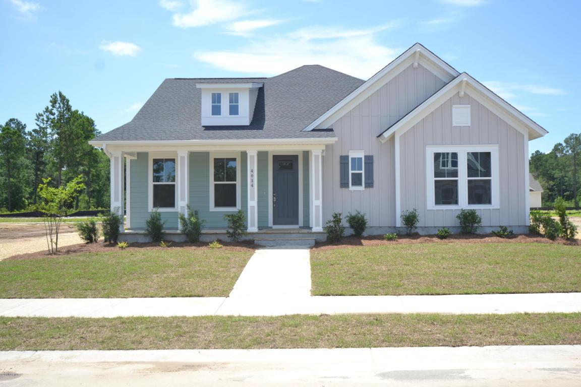 4014 Staffordale Drive, Leland, NC 28451 (MLS #100014693) :: Century 21 Sweyer & Associates