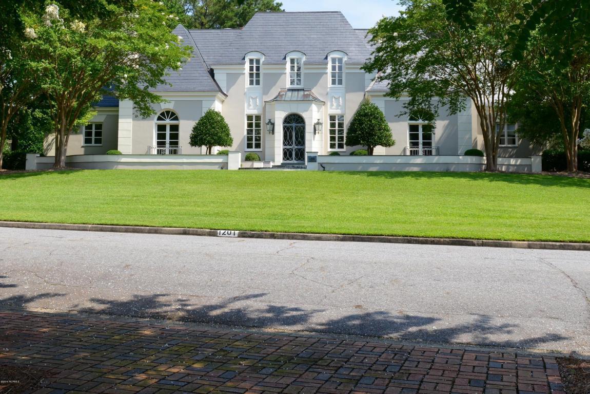 1201 Sweetbriar Circle, Kinston, NC 28501 (MLS #100014983) :: Century 21 Sweyer & Associates