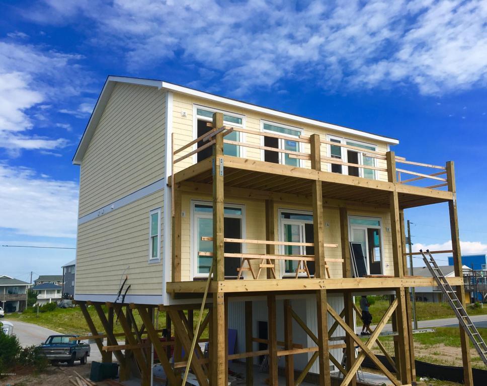 1515 Ocean Boulevard, Topsail Beach, NC 28445 (MLS #100015756) :: Century 21 Sweyer & Associates