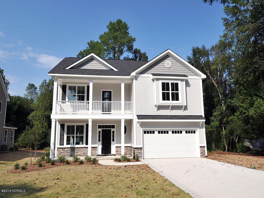 6709 Creek Ridge Road, Wilmington, NC 28411 (MLS #100015833) :: Century 21 Sweyer & Associates