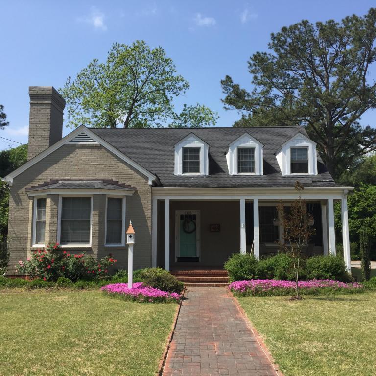 1125 Vance Street N, Wilson, NC 27893 (MLS #100016216) :: Century 21 Sweyer & Associates