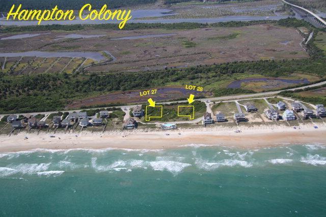 Lot 27 Hampton Colony Circle, North Topsail Beach, NC 28460 (MLS #100017376) :: RE/MAX Essential
