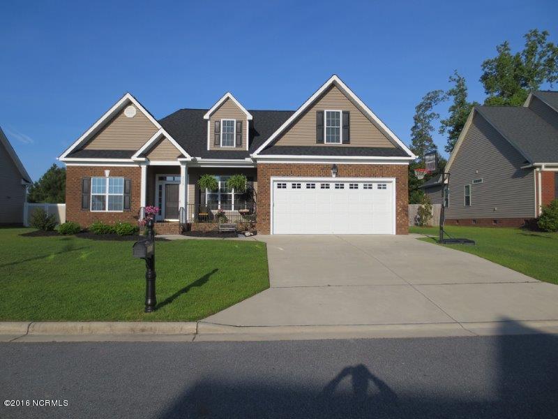 3113 Taberna Drive, Greenville, NC 27834 (MLS #100017981) :: Century 21 Sweyer & Associates
