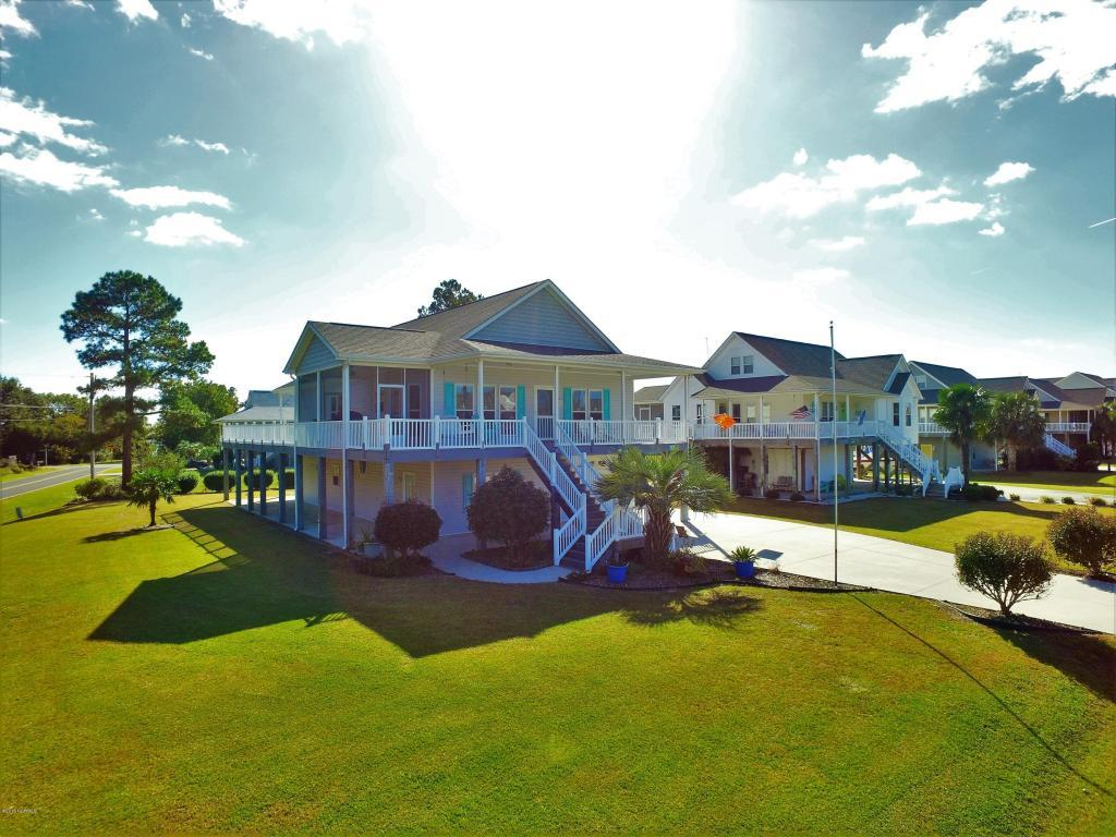 401 Coastal View Court, Newport, NC 28570 (MLS #100017987) :: Century 21 Sweyer & Associates