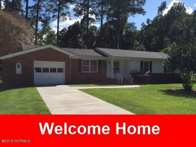 2207 Steeple Chase Drive, Trent Woods, NC 28562 (MLS #100018967) :: Century 21 Sweyer & Associates