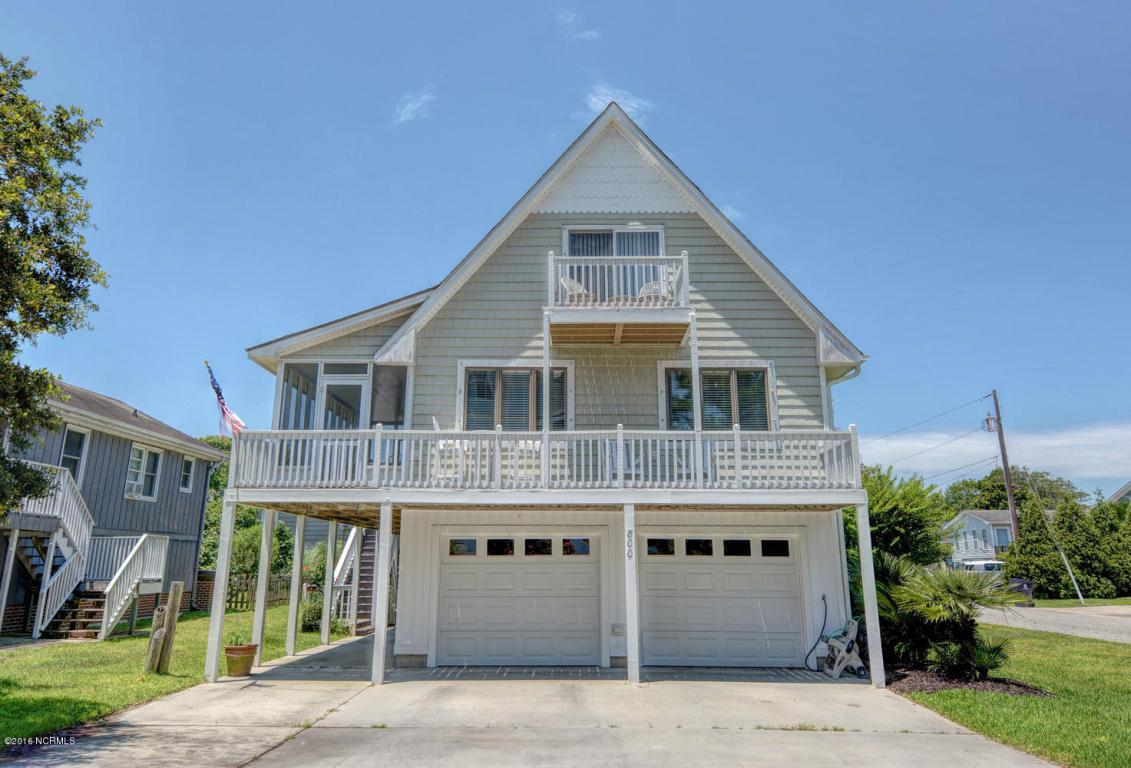 800 S 3rd Street, Carolina Beach, NC 28428 (MLS #100019508) :: Century 21 Sweyer & Associates