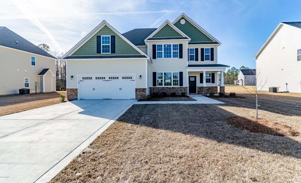 508 Turpentine Trail, Jacksonville, NC 28546 (MLS #100019986) :: Century 21 Sweyer & Associates