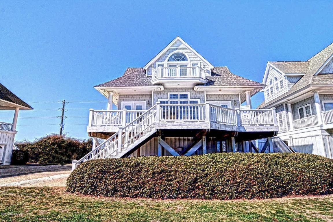 4330 Island Drive, North Topsail Beach, NC 28460 (MLS #100021367) :: Century 21 Sweyer & Associates