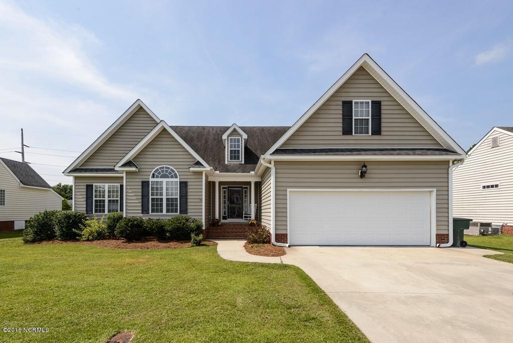 2609 Camille Drive, Winterville, NC 28590 (MLS #100021662) :: Century 21 Sweyer & Associates